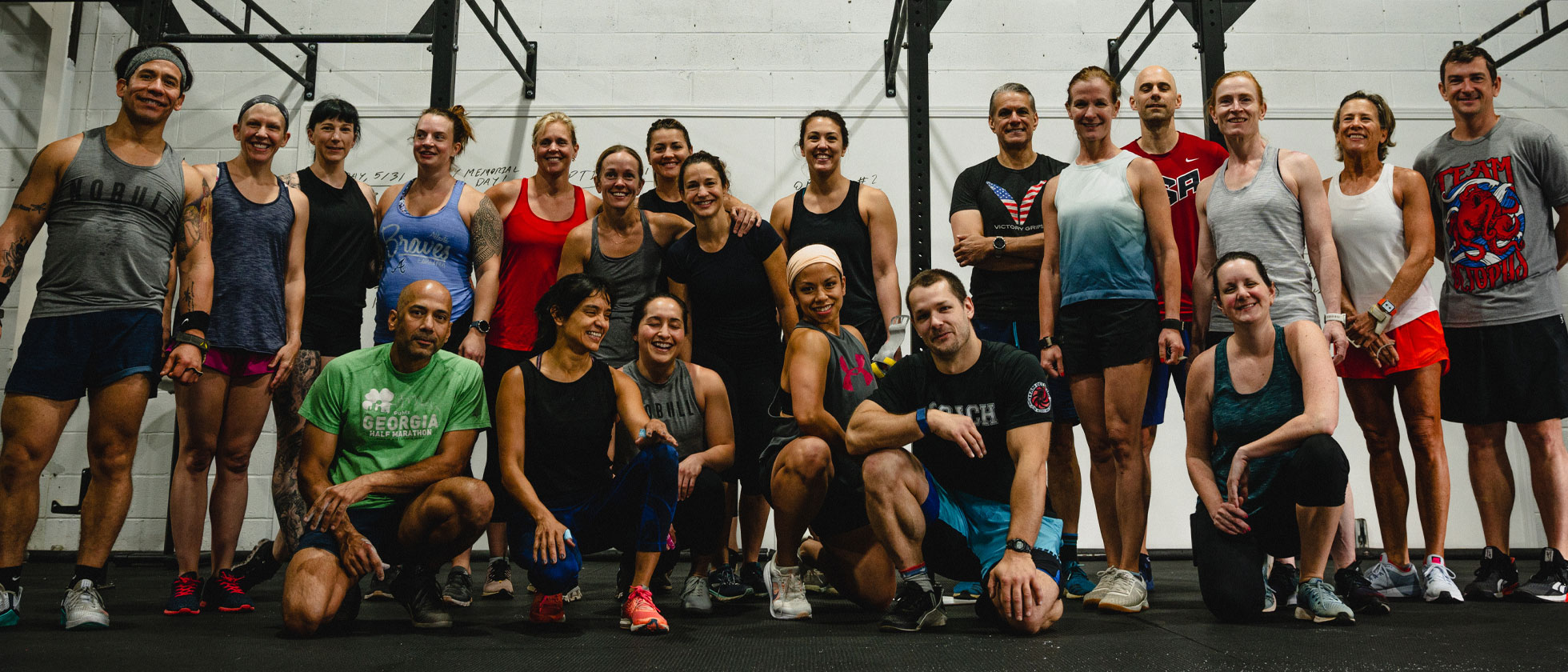 CrossFit Group Fitness Training Near Me