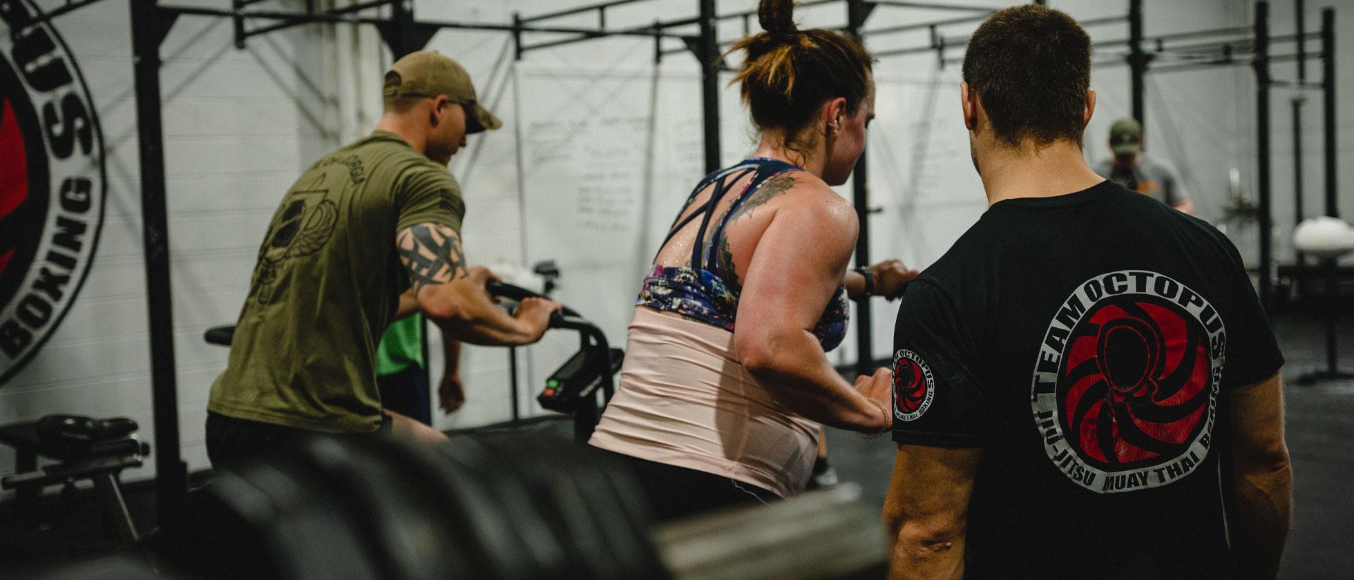 CrossFit Group Functional Fitness Classes Near Me In Atlanta, GA